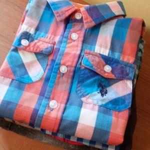 Bundle of Seven Size 3T, 4T Boys Clothes